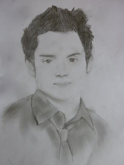 Elijah Wood par Boriskamarus